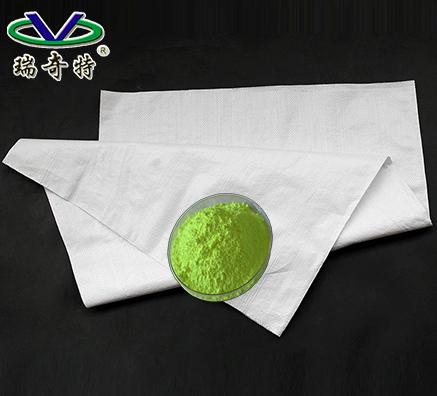 编织袋厂家用了荧光增白剂RQT-B-2就没有再为产品白度发愁过