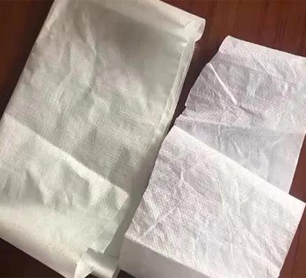 塑料编织袋增白剂的使用效果