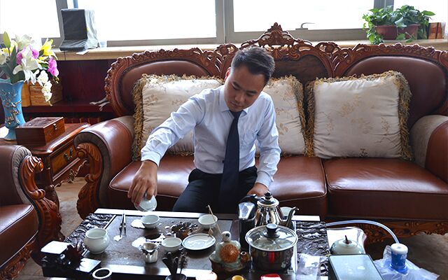 瑞奇特荧光增白剂系列产品专家吴小朋