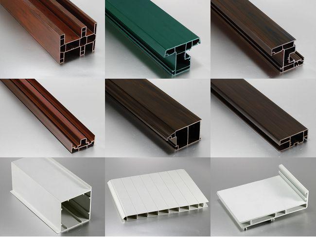 荧光增白剂应用于型材