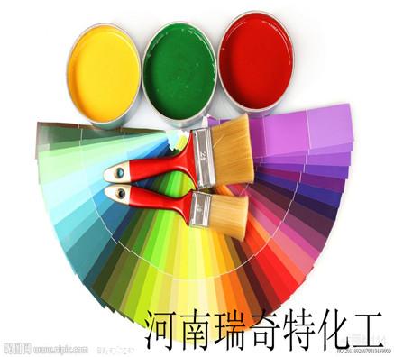 荧光增白剂应用在丙烯酸油漆中的特殊效果