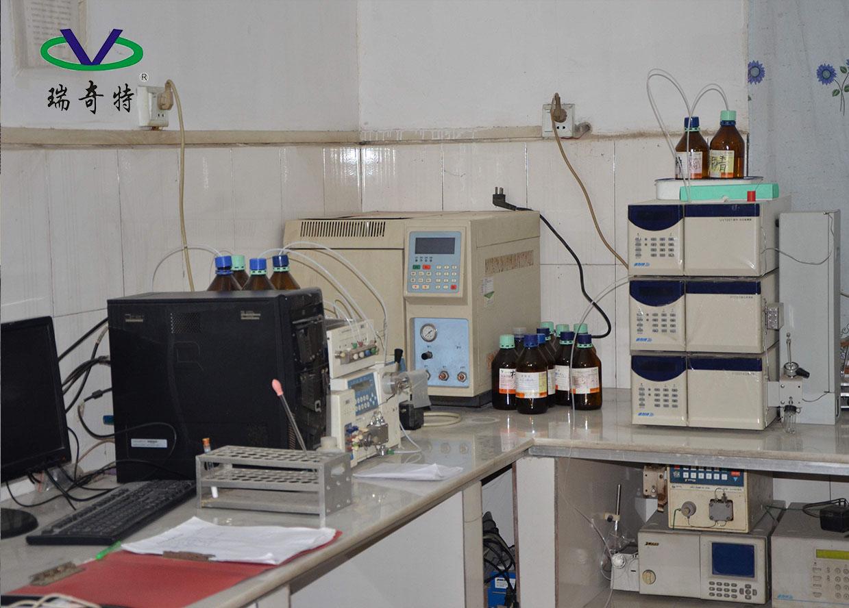 荧光增白剂研发室